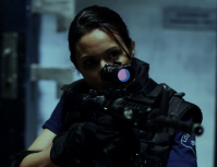 Lexa Doig - Tactical Force (Hangar 14)